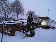 Die Telchinen - Schmiede im Winterkleid!