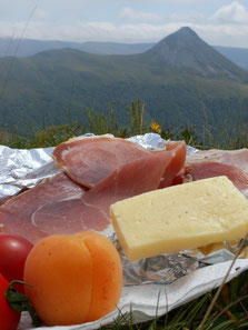 Fromage Cantal Auvergne ©DR