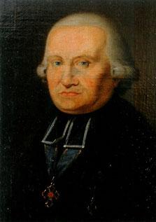 Karl Klemens von Gruben
