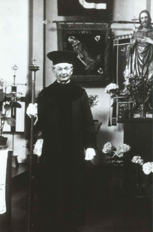 Kirchenschweizer Albin Lauenburger