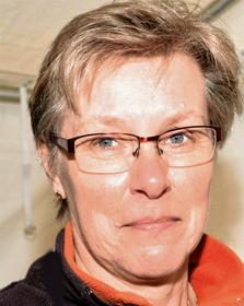 Leiterin Karin Heuer