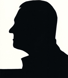 Silhouette made by Helen Becker