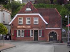 Altes Museum Beim Restaurantinspektor