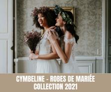 Cymbeline - Robes de Mariée - Collection 2021