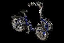 Van Raam Viktor e-Bike Beratung, Probefahrt und kaufen in Pfau-Tec Scootertrike Sessel-Dreirad Elektro-Dreirad Beratung, Probefahrt und kaufen in München