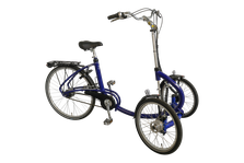 Van Raam Viktor e-Bike Beratung, Probefahrt und kaufen in Pfau-Tec Scootertrike Sessel-Dreirad Elektro-Dreirad Beratung, Probefahrt und kaufen in Nürnberg