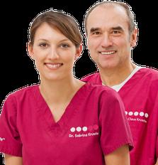 Dr. Sabrina Krusche & Dr. Claus Krusche, Zahnärzte in Neckarsteinach