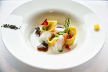 Cappelletti mit Kalbsbries Peter Oberrauch  Gourmet Südtirol
