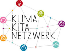 Logo Klima Kita Netzwerk, KKN, Klima-Kita-Netzwerk