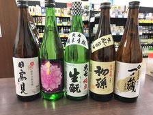 日本酒・ヤマニ