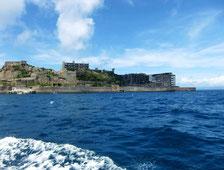 インバウンド 外国人に人気の観光 軍艦島