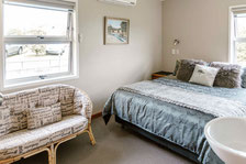 The nunnery accomodation Te Aroha- Queen room