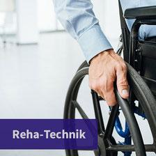 Reha-Technik vom Sanitätshaus Christoph