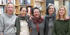 Das Lesbar-Team: Spass am geschriebenen Wort