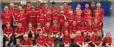Talentschmiede Handball-Camp