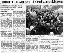 Solinger Tageblatt 03.12.12