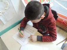 Alphabet road propose des cours de préparation pour le test d'entrée en section anglaise au collège international de l'esplanade pour les enfants en CM2 à strasbourg