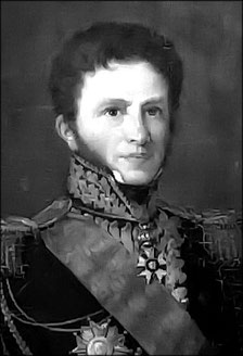 Général Camus de Richemont, chef de l'état-major du 6ème corps de la Grande Armée