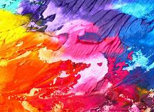 Kunsttherapie-Bild von garageband auf Pixabay