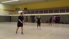 Hinspiel in Silberstedt