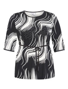 Damen T-Shirt  in großen Größen,  Damen Top xxl