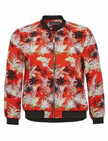 modisches Kapuzen-Sweatshirt, grau Größe 48