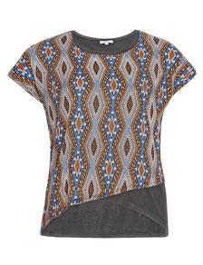 Damen T-Shirt  in großen Größen,  xxl