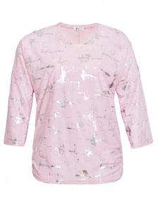 rosa Damen T-Shirt XXL