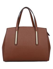 braune günstige Damentasche