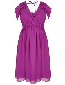 elegantes Abendkleid pink in größen Größen , elegante Kleider XXL