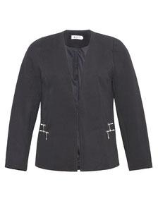 moderne Jacke in großen Größen