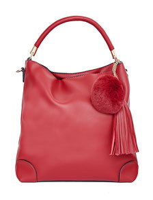 elegante günstige Handtaschen rot