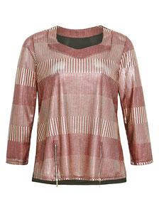 Plus Size Pullover für die A-Figur, Damenpullover für mollige Frauen