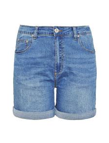 Jeans Short für Mollige