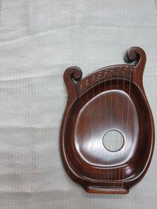 竪琴 ライアー てるる詩の木工房 ことのは leier lyre