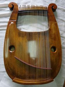 竪琴 ライアー てるる詩の木工房 百音 39弦 leier lyre アルトライアー
