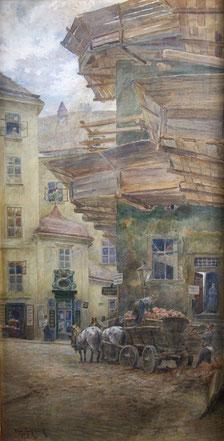 Emil Czech, Alt Wiener Szene