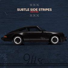 Porsche Sticker sc