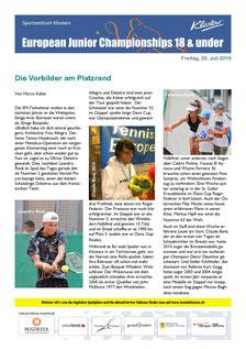 Newsletter Freitag (D)