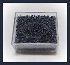 Rocailles-Perlen Blau