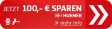 Aktion bei Huemer - 100 Euro Preisnachlass auf Selbsbehalt bei Kaskoschäden