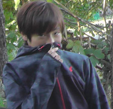 ▶実はフォーム綺麗なんです 健太(2)