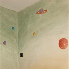 Presupuesto pintar habitaciones  Pintores Barcelona Pintors. Pintura decorativa.