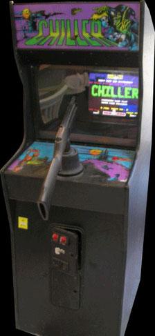 Chiller arcade