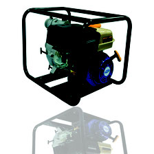 Bomba para agua 3x3, 6.5 hp