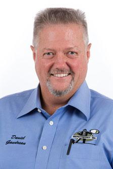 Daniel Gaudreau, inspecteur membre AIBQ