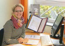 skolesekretær Kirsten Finck