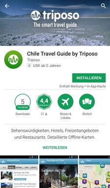 Apps, Reisen, Reiseapps, Die Traumreiser, Triposo