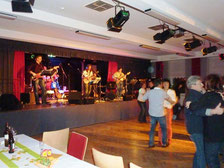 Great Plains & Albert House Band 2012
