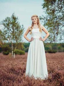 Brautkleider - schlicht & modern
